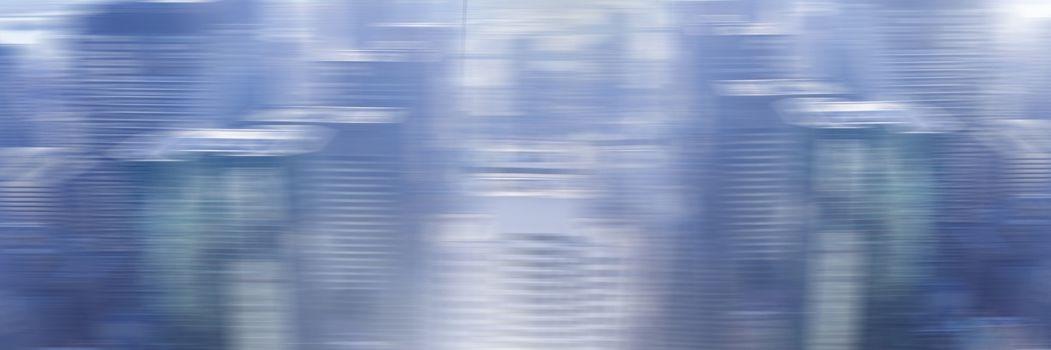 City motion effect