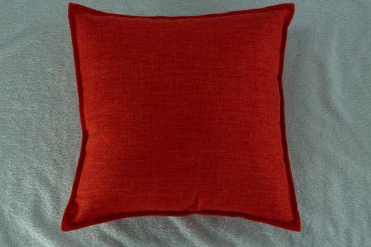 Cushion on textile