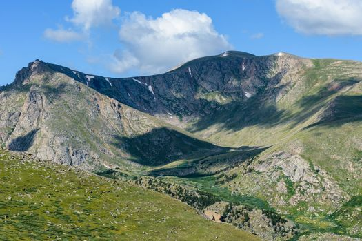 Colorado Rocky Mountain Scenic Beauty