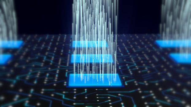 Three lines of Powerful and Working Microchips