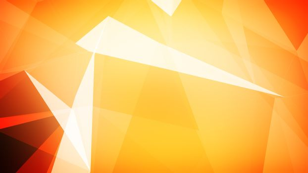 Abstract background in light orange color.