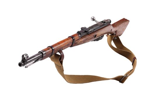 Old carbine