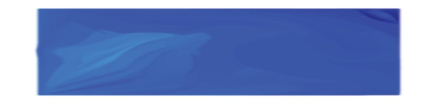 A blue abstract background featuring a dolphin