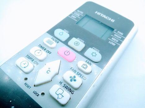 A picture of remote