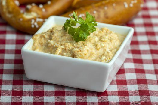 bavarian cheese spread