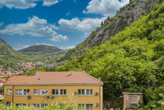 Apartments in Kotor
