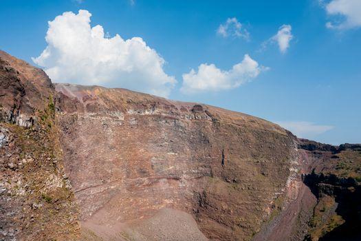 Mount Vesuvius, Italy