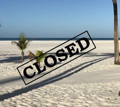 Corona Virus threat closes beaches in many states