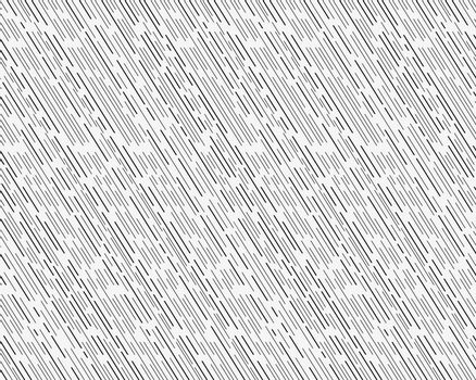 Sloping dashed lines, seamless pattern background on a white background