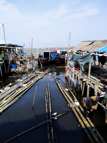A View from Fisherman Slum