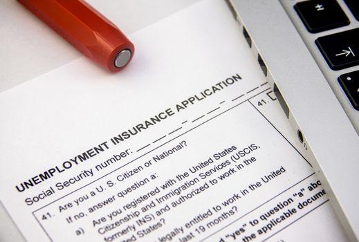 Coronavirus Unemployment Application