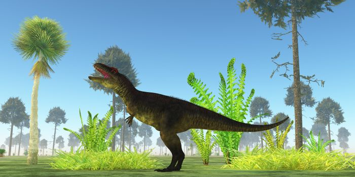 Tyrannotitan was a carnivorous theropod dinosaur that lived in Argentina during the Cretaceous Period.