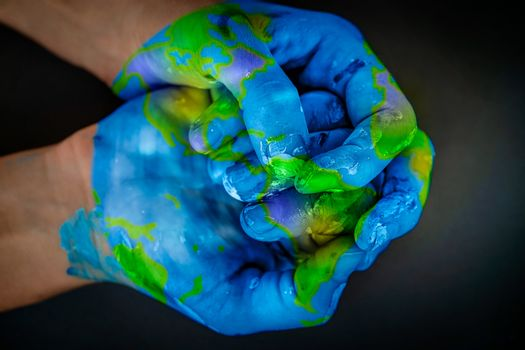 Let's save the planet Earth