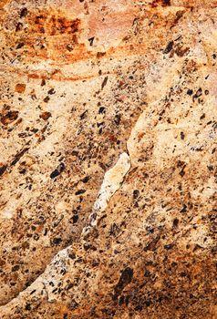 detail dirty sandstone rocks