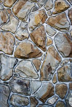 stone pavement mosaic