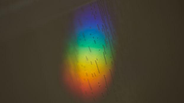 multicolor light leaks