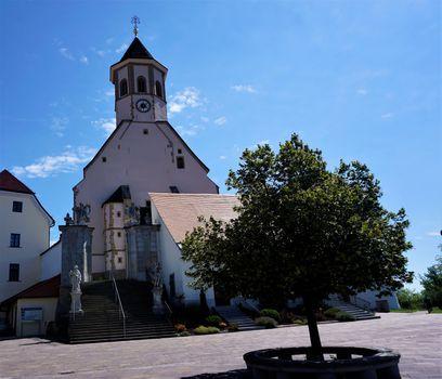 The parish church of Ptujaska Gora