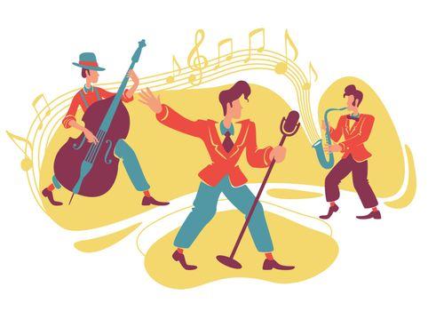 Jazz swing show