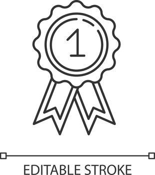 Reward pixel perfect linear icon