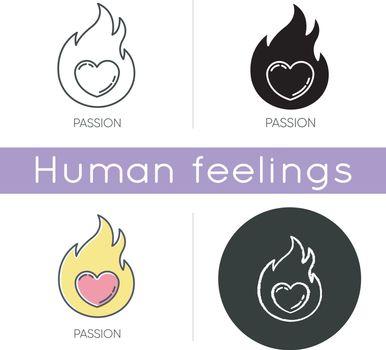 Passion icon