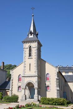 providence chapel, Geret