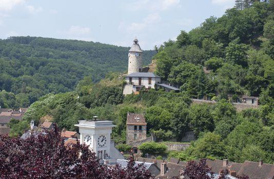 Aubusson in Creuse
