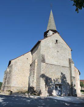 church of Anzeme