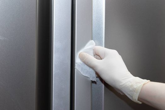 Coronavirus cleaning and disinfection recommentation guidelines: clean and disinfect high-touch household surfaces : tables, chairs, doorknobs, light switches, remotes, handles, desks, toilets, sinks