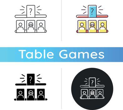 Storytelling game icon