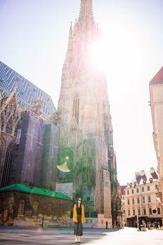 St. Stephen's Cathedral on Stephansplatz