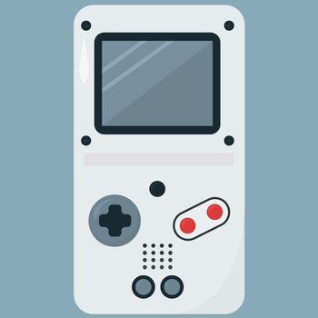 Tetris , illustration, vector on white background