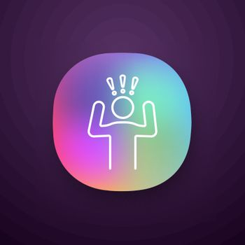Anxiety app icon