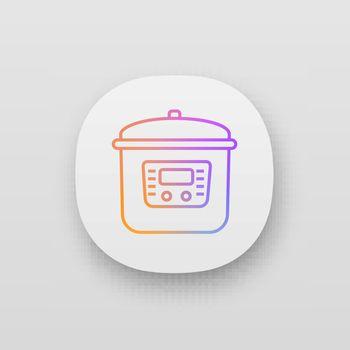 Multi cooker app icon
