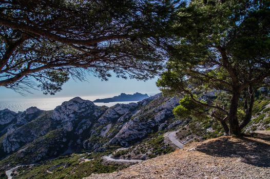 national park calanques