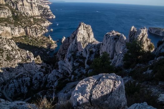 park of national calanques