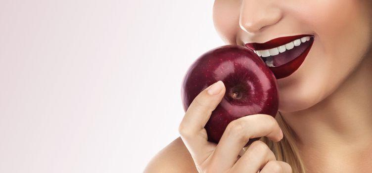 Dental care concept