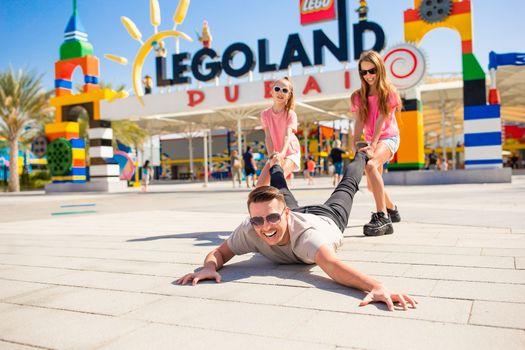 Dubai Legoland at Dubai Parks and Resorts,Dubai, United Arab Emirates