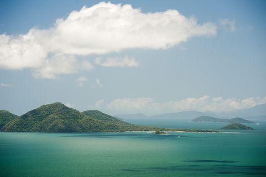 Beautiful nature of Dunk Island