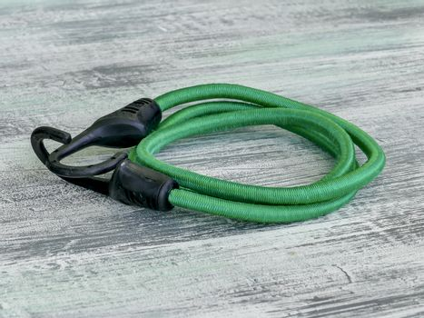 Round rubber elastic bungee cord