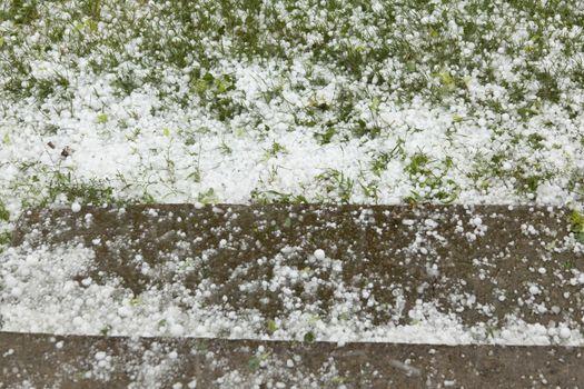 Hail Storm Disaster