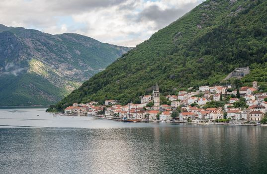 Cruise up the Bay of Kotor in Montenegro