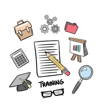 Finding a trainee position vector