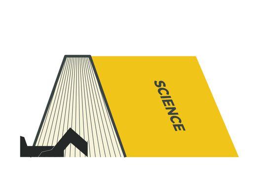 STEM book illustration