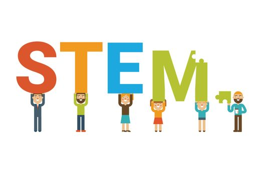 STEM team concept