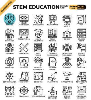 STEM (science,technology,engineering,math) education