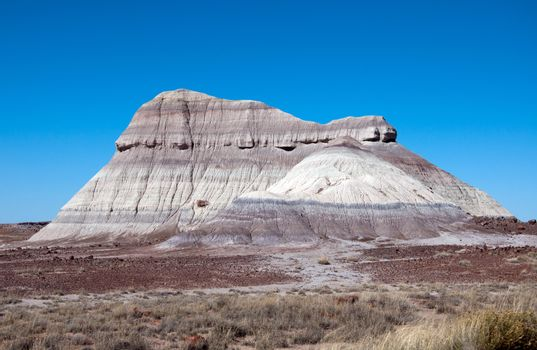 painted desert mesa