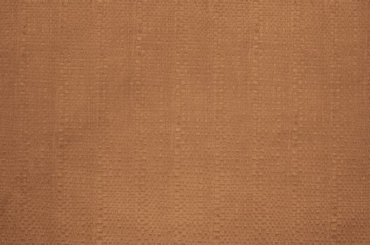 Brown braid fabric texture for background