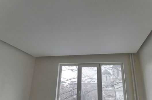 Fragment of room in fresh  finish  renovated apartment at house, Sofia, Bulgaria
