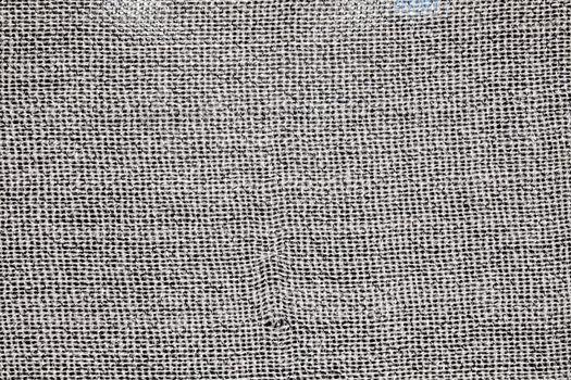 Webbing gray bag