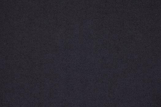 piece of black cloth